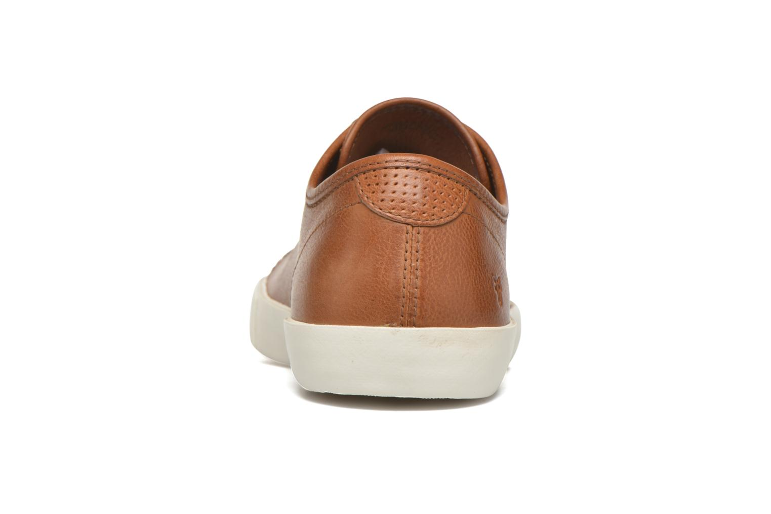 Sneakers Frye Brett Low Marrone immagine destra