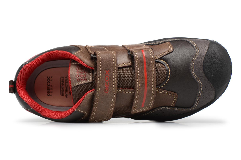 J N.Savage B.A J641VA Brown/red