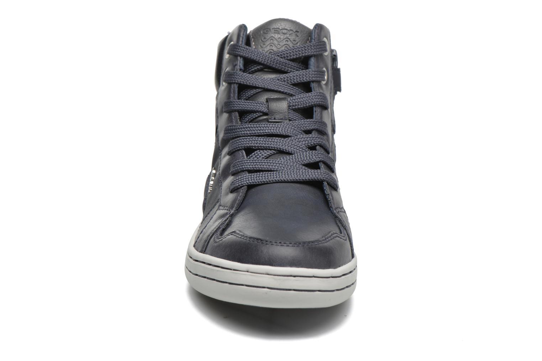 Sneaker Geox J Garcia B. C J64B6C blau schuhe getragen