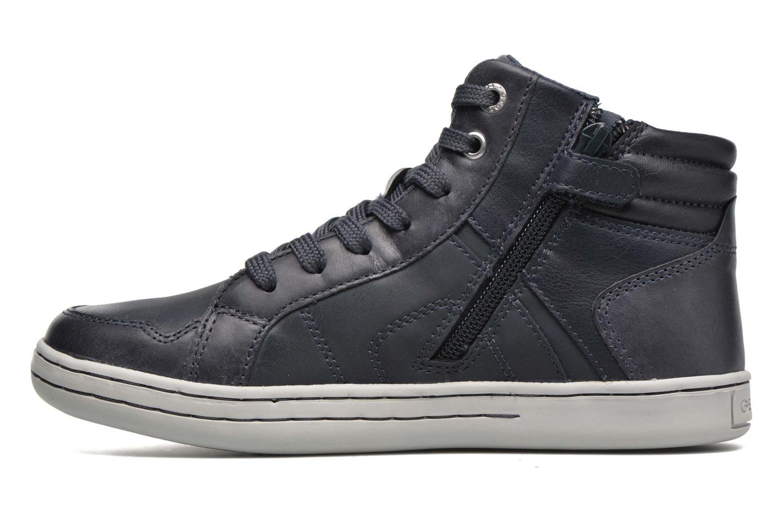 Sneaker Geox J Garcia B. C J64B6C blau ansicht von vorne