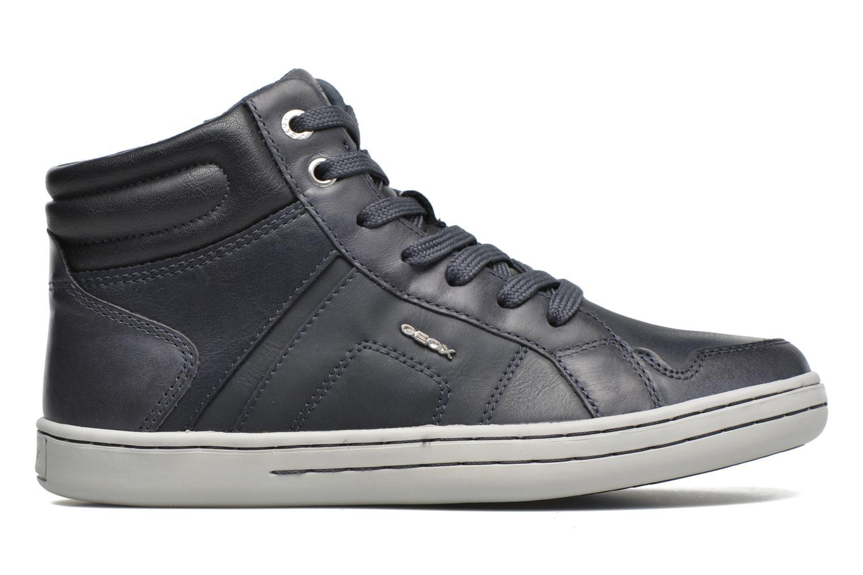 Sneaker Geox J Garcia B. C J64B6C blau ansicht von hinten