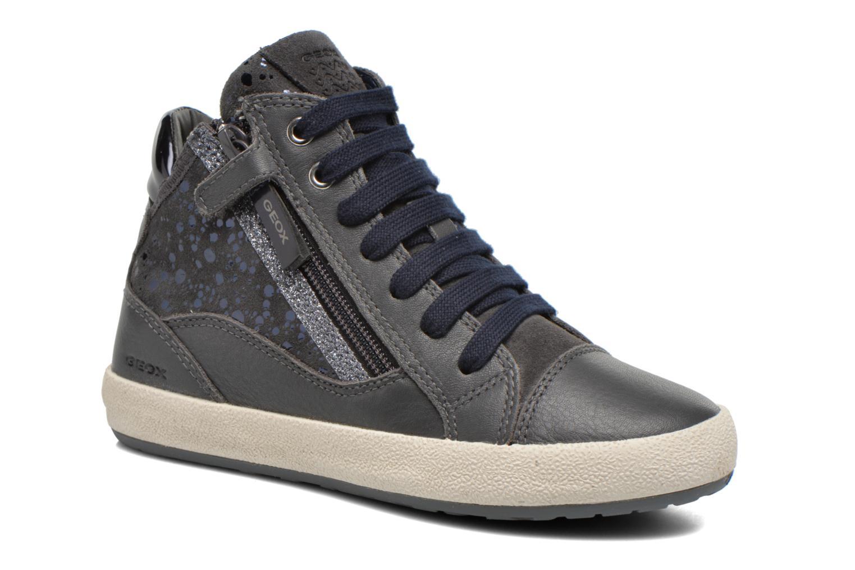 Sneakers Geox J Witty B J64C8B Grigio vedi dettaglio/paio