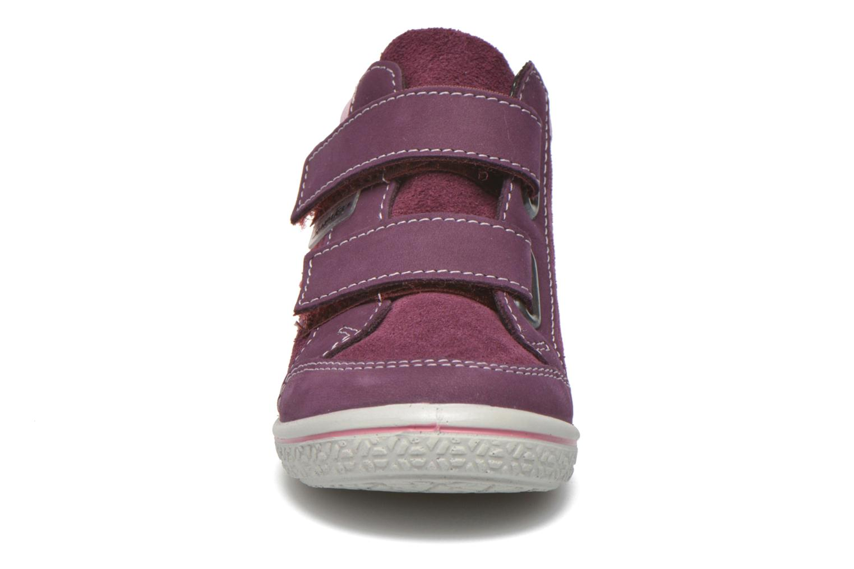 Baskets PEPINO Kimo Violet vue portées chaussures