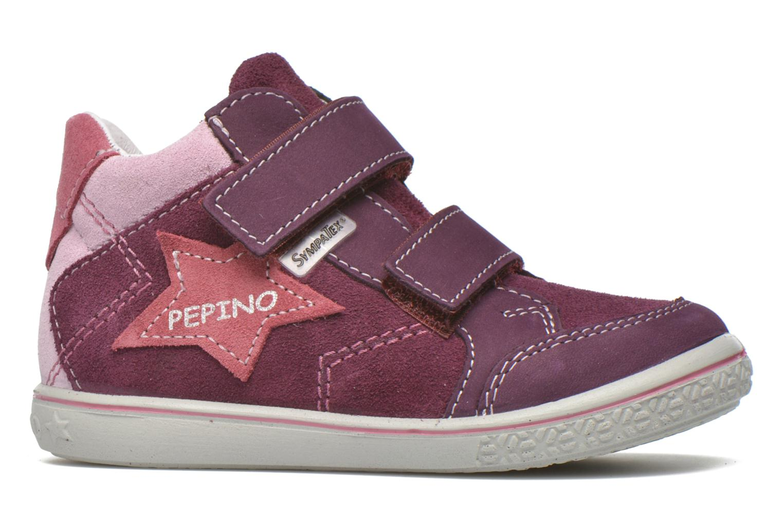 Sneaker PEPINO Kimo lila ansicht von hinten
