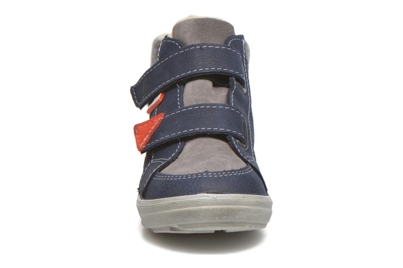 Baskets PEPINO Alazan Bleu vue portées chaussures