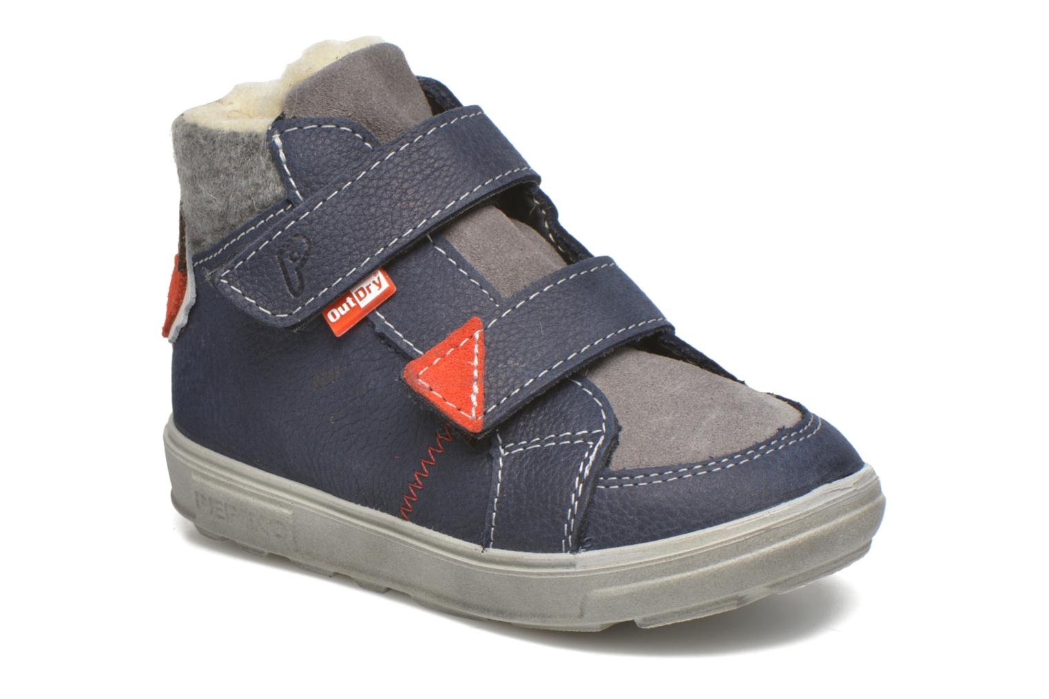 Trainers PEPINO Alazan Blue detailed view/ Pair view