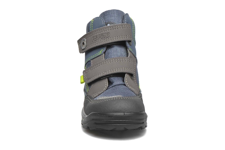 Stiefeletten & Boots PEPINO Friso grau schuhe getragen