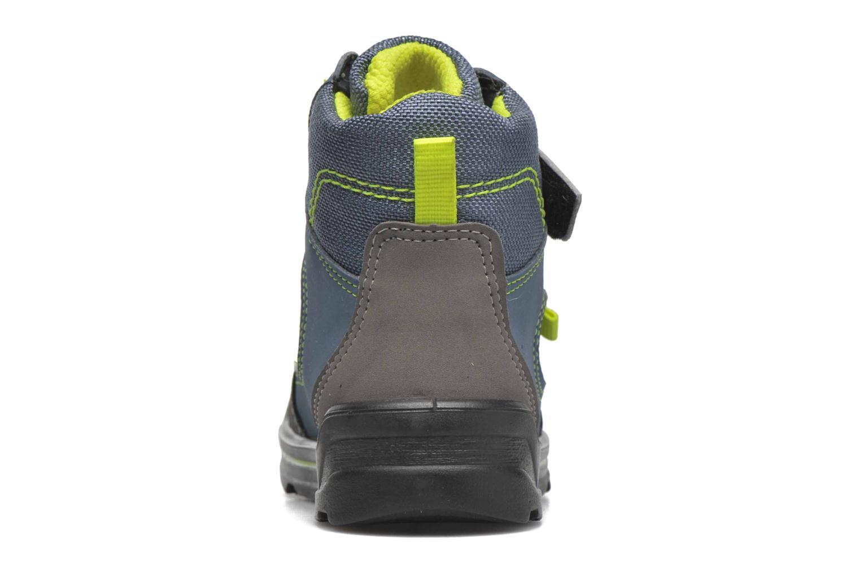 Bottines et boots PEPINO Friso Gris vue droite