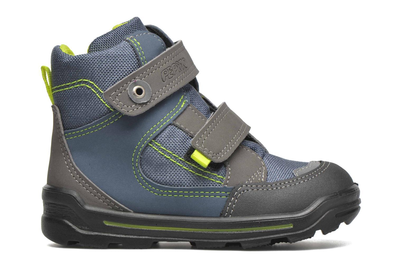 Stiefeletten & Boots PEPINO Friso grau ansicht von hinten