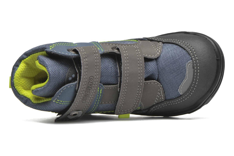 Bottines et boots PEPINO Friso Gris vue gauche