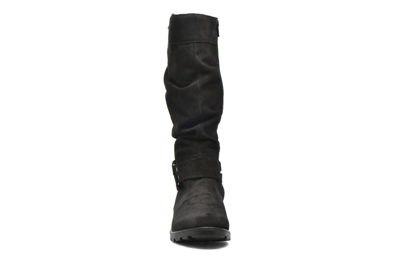Stiefel Ricosta Riana-tex schwarz schuhe getragen