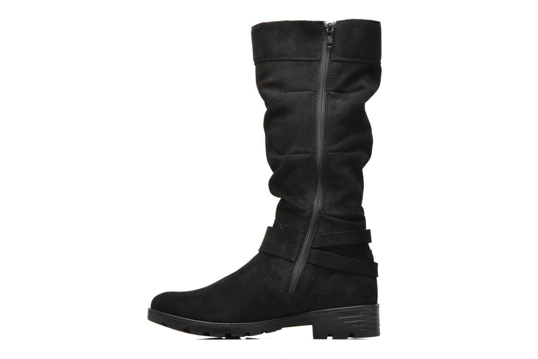 Stiefel Ricosta Riana-tex schwarz ansicht von vorne