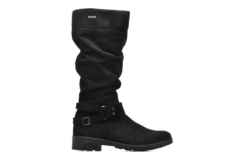 Stiefel Ricosta Riana-tex schwarz ansicht von hinten