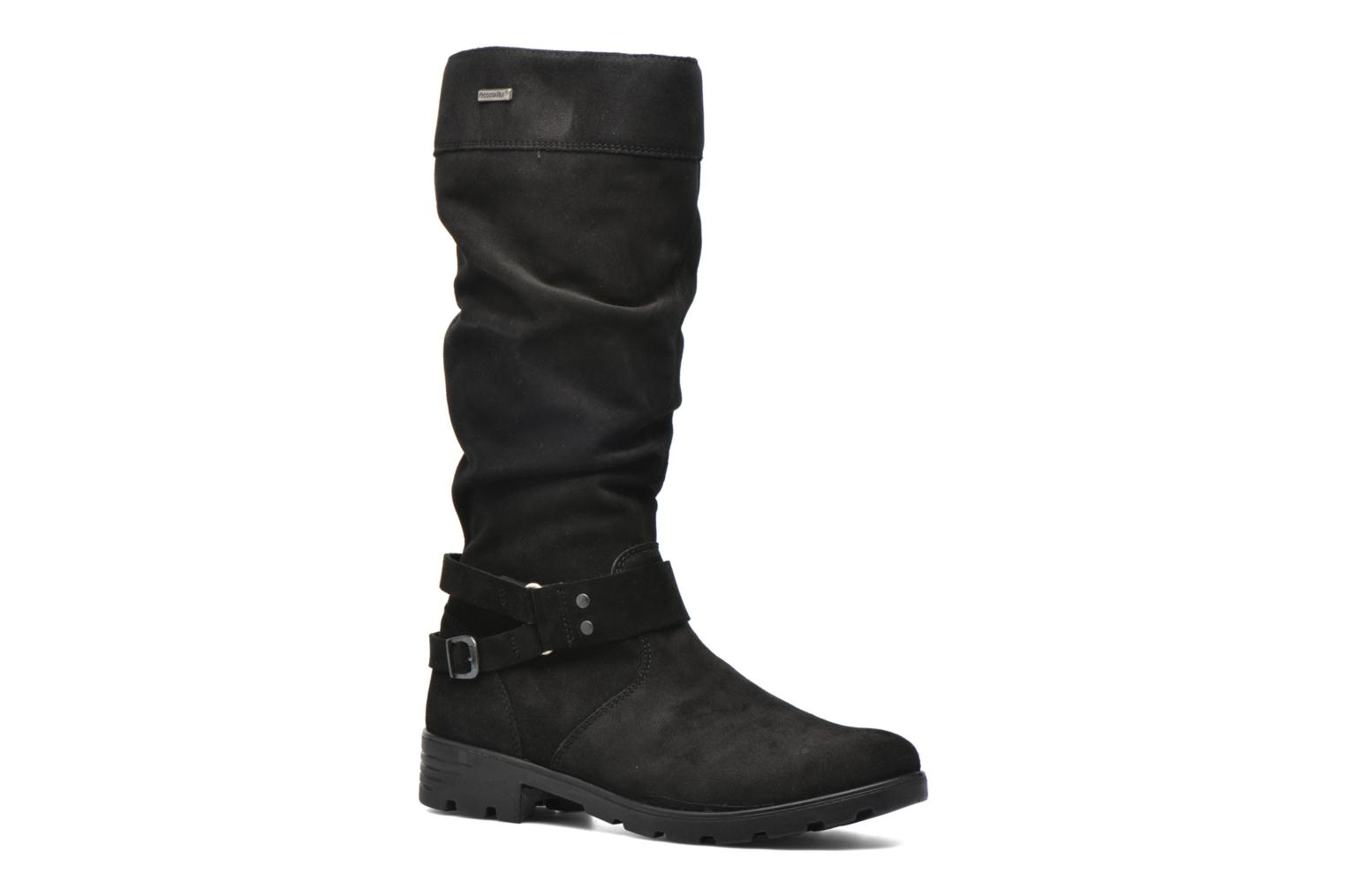 Boots & wellies Ricosta Riana-tex Black detailed view/ Pair view