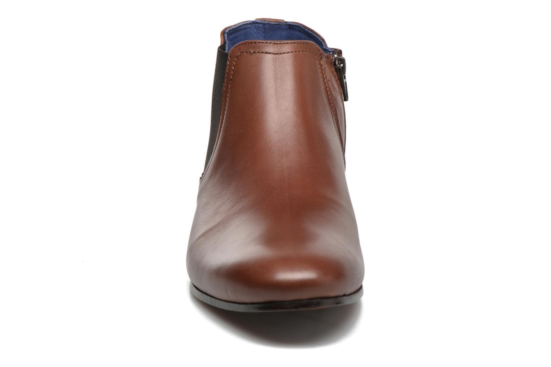 Bottines et boots Azzaro Itami Marron vue portées chaussures