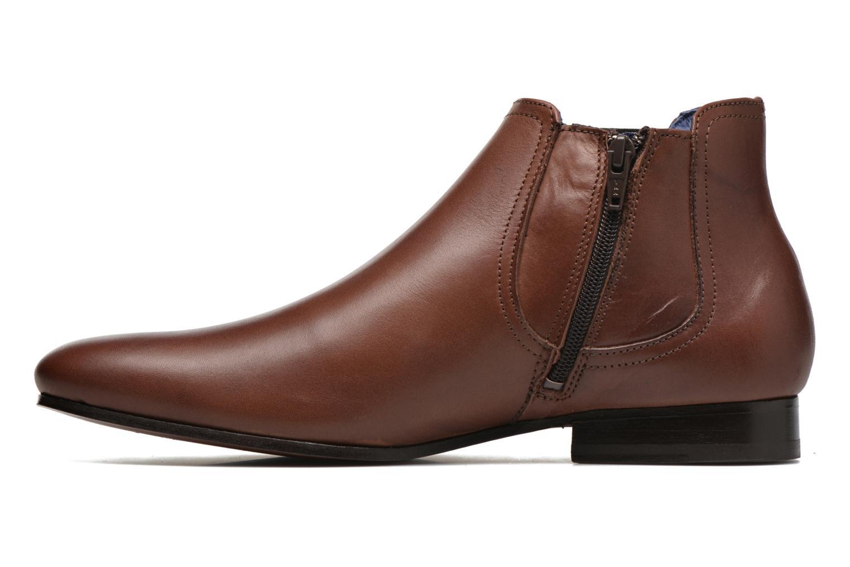 Bottines et boots Azzaro Itami Marron vue face