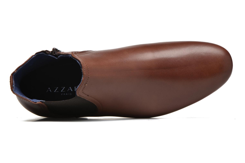 Bottines et boots Azzaro Itami Marron vue gauche
