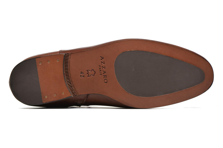 Bottines et boots Azzaro Itami Marron vue haut