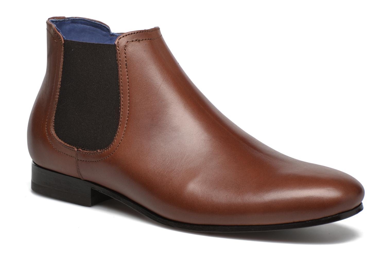 Bottines et boots Azzaro Itami Marron vue détail/paire