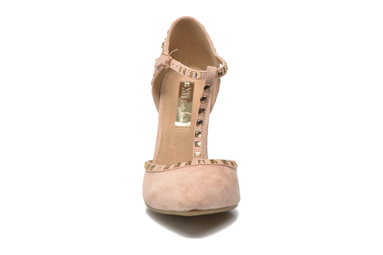 High heels Xti Nila 30093 Beige model view
