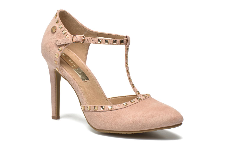 High heels Xti Nila 30093 Beige detailed view/ Pair view