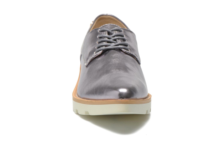 Chaussures à lacets Xti Before 30180 Argent vue portées chaussures