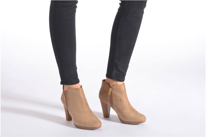 Stiefeletten & Boots Xti Milenni 45013 schwarz ansicht von unten / tasche getragen