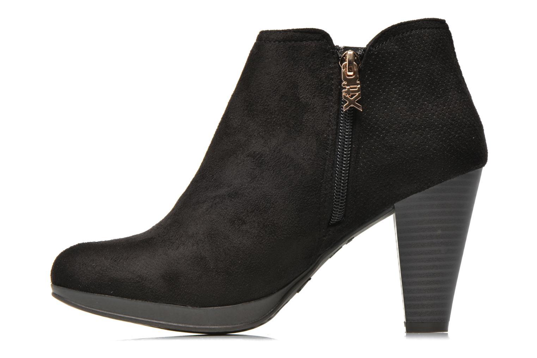 Ankle boots Xti Milenni 45013 Black front view