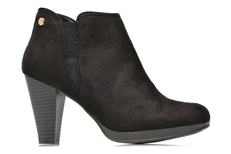 Ankle boots Xti Milenni 45013 Black back view