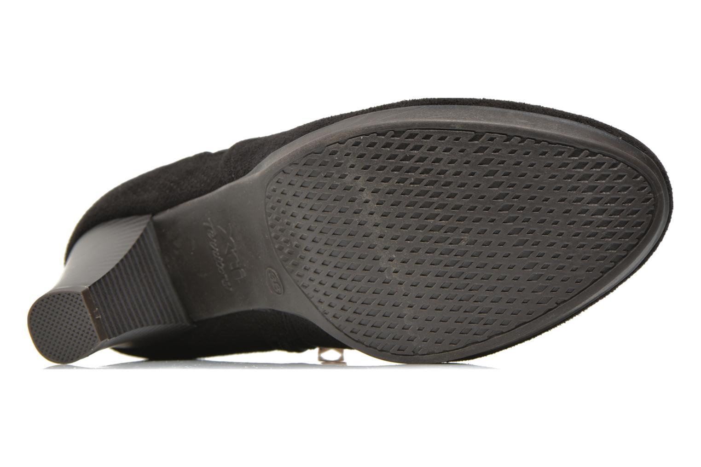 Stiefeletten & Boots Xti Milenni 45013 schwarz ansicht von oben