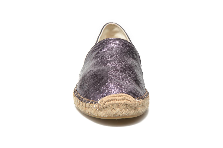 Espadrilles Xti Kiribati 45907 Violet vue portées chaussures