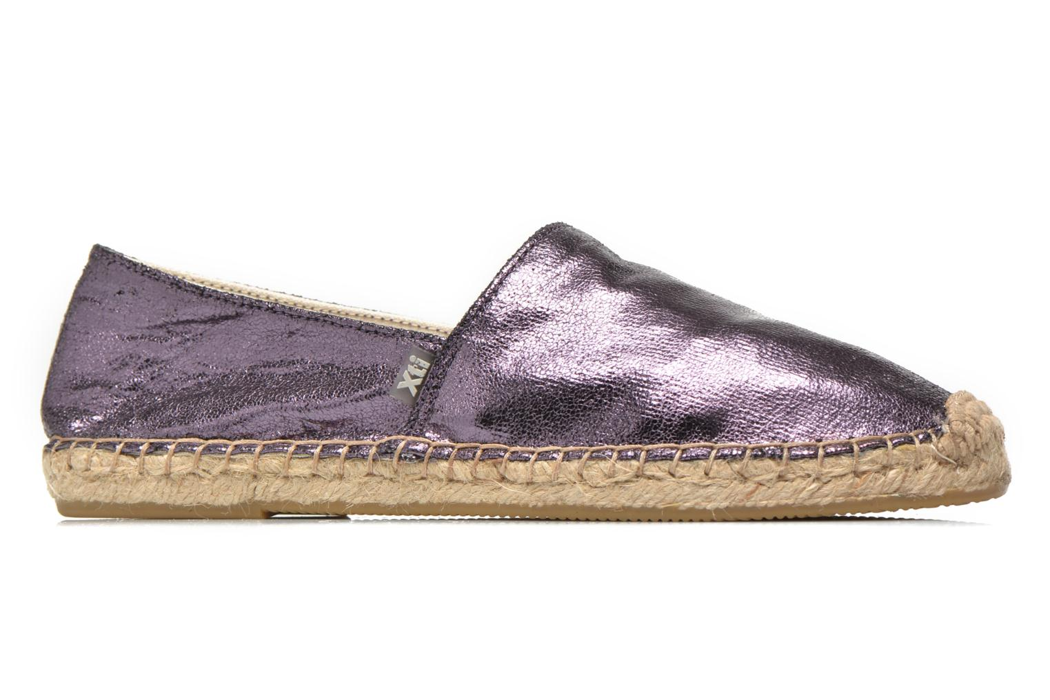 Espadrilles Xti Kiribati 45907 Purple back view