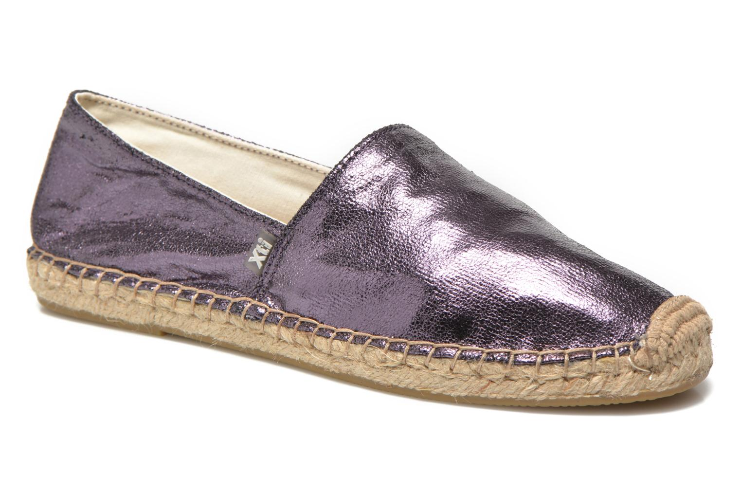 Espadrilles Xti Kiribati 45907 Purple detailed view/ Pair view