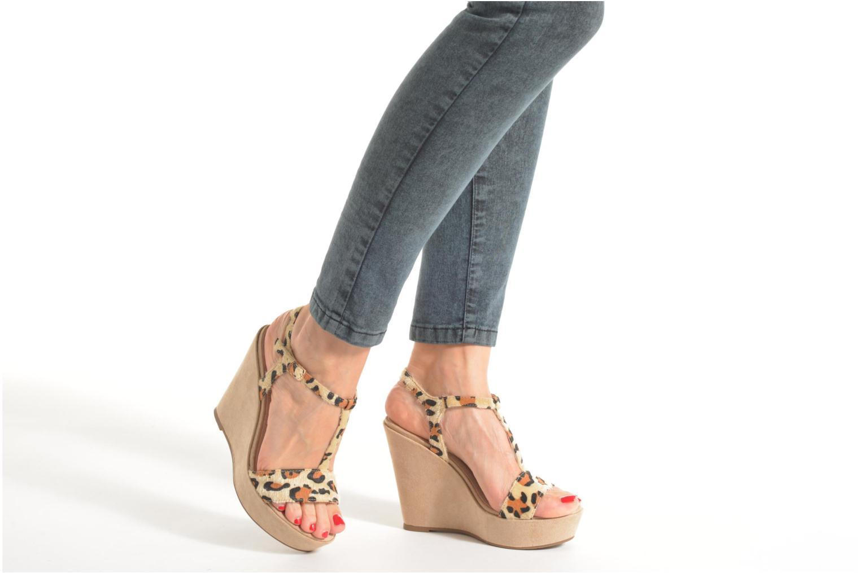 Sandales et nu-pieds Xti Antigua 29715 Multicolore vue bas / vue portée sac