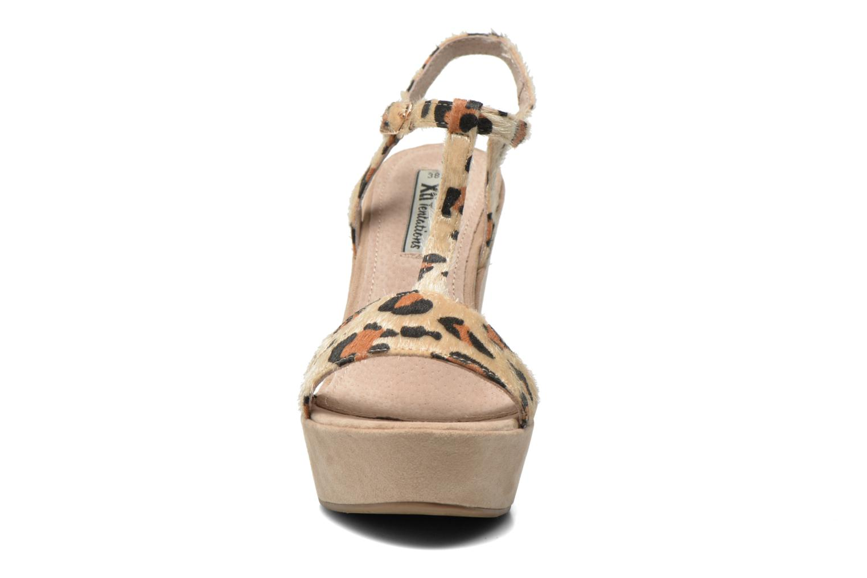 Sandalen Xti Antigua 29715 mehrfarbig schuhe getragen