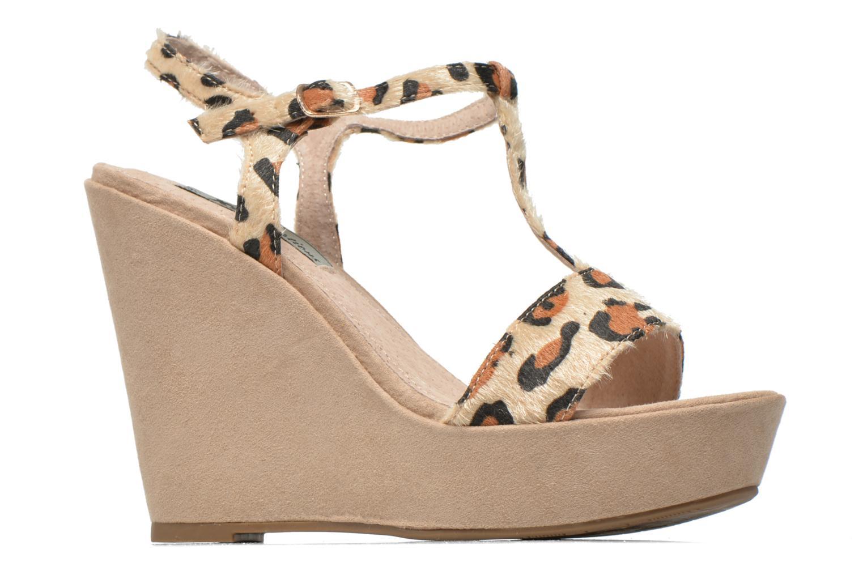Sandales et nu-pieds Xti Antigua 29715 Multicolore vue derrière