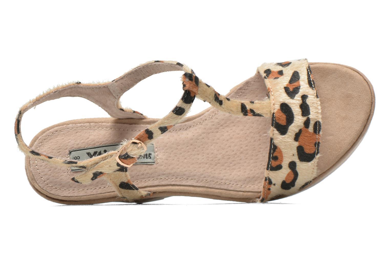 Sandales et nu-pieds Xti Antigua 29715 Multicolore vue gauche