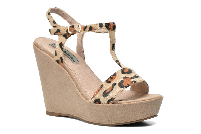 Sandales et nu-pieds Xti Antigua 29715 Multicolore vue détail/paire