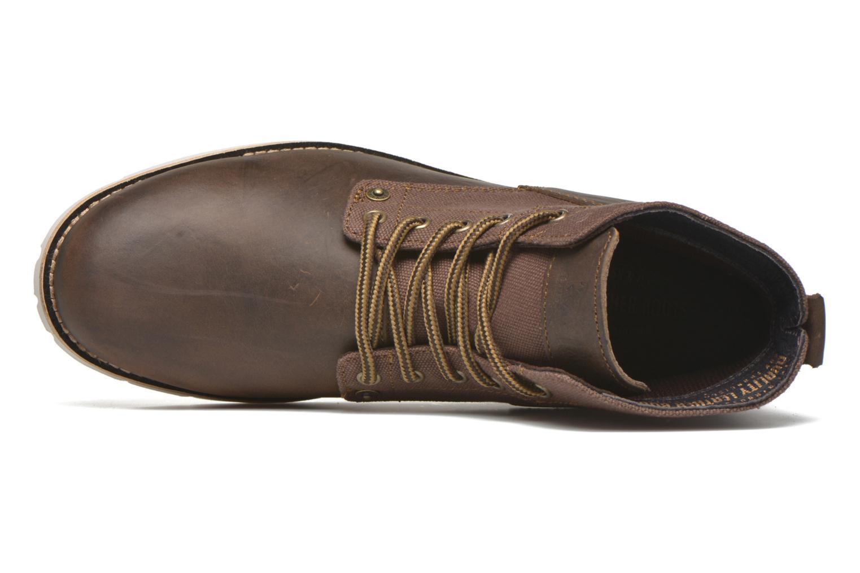 Stiefeletten & Boots Levi's Jax braun ansicht von links