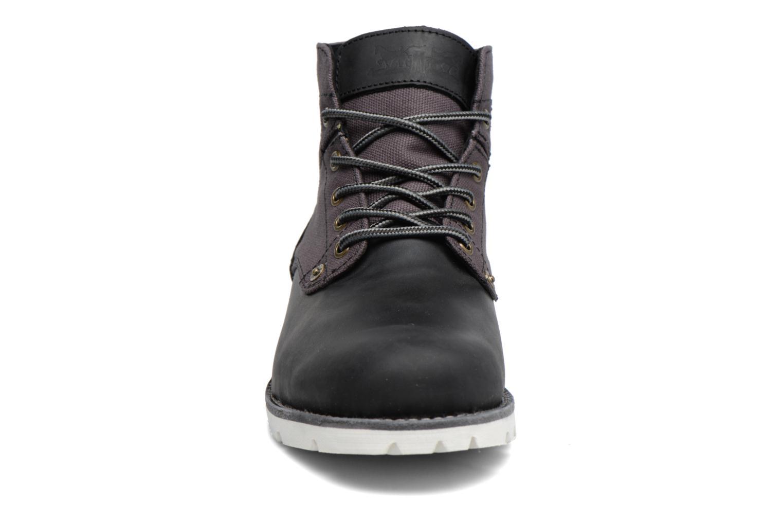 Stiefeletten & Boots Levi's Jax schwarz schuhe getragen