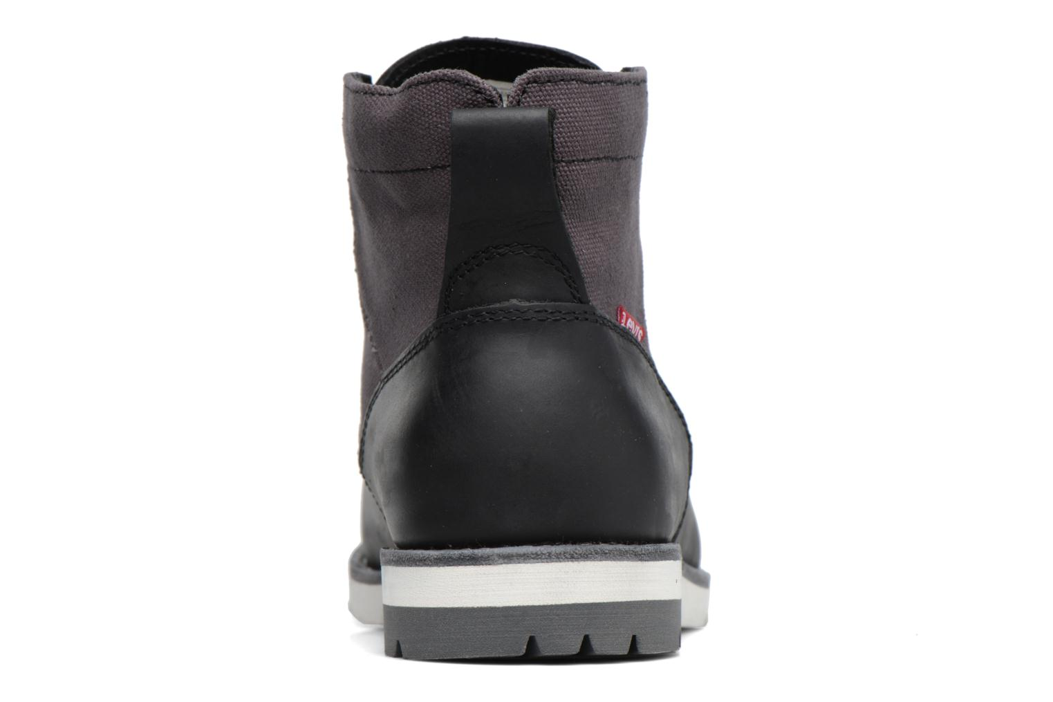 Ankle boots Levi's Jax Black view from the right