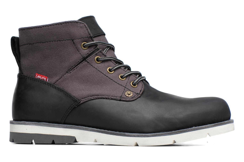 Stiefeletten & Boots Levi's Jax schwarz ansicht von hinten