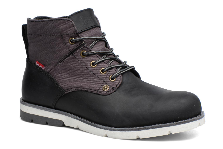 Bottines et boots Levi's Jax Noir vue détail/paire