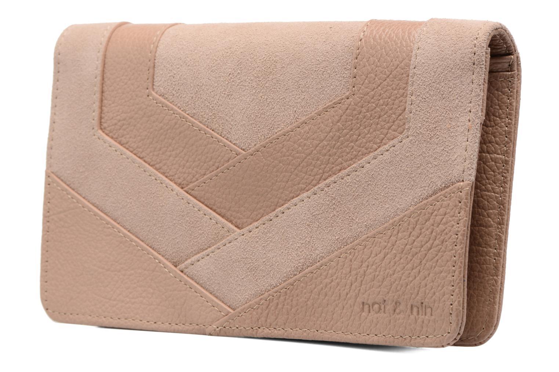 Portemonnaies & Clutches Nat & Nin Talia beige schuhe getragen
