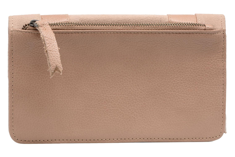Portemonnaies & Clutches Nat & Nin Talia beige ansicht von vorne