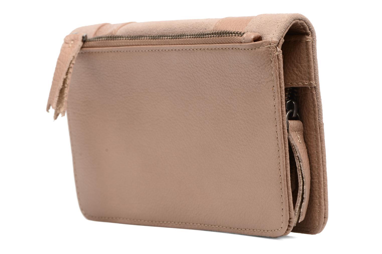 Portemonnaies & Clutches Nat & Nin Talia beige ansicht von rechts