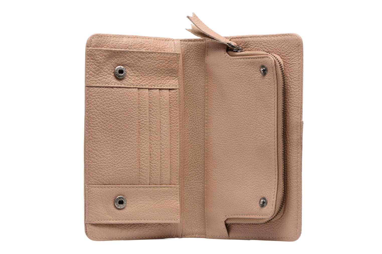Portemonnaies & Clutches Nat & Nin Talia beige ansicht von hinten