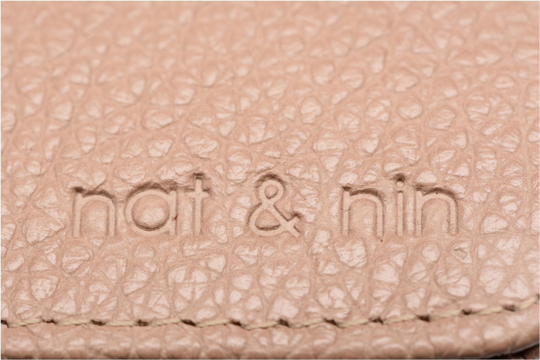 Portemonnaies & Clutches Nat & Nin Talia beige ansicht von links