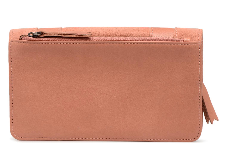 Portemonnaies & Clutches Nat & Nin Talia rosa ansicht von vorne