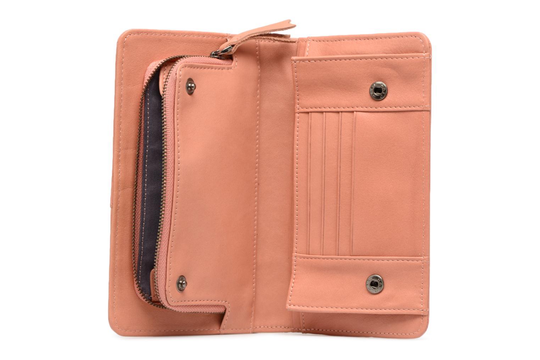 Portemonnaies & Clutches Nat & Nin Talia rosa ansicht von hinten